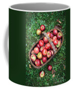 Orchard Fresh Picked Apples Coffee Mug