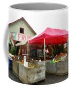 Orchard Fruit Stand Coffee Mug