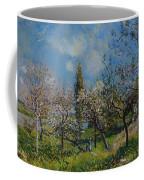 Orchard In Spring Coffee Mug