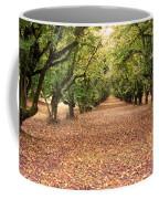 Orchard In The Morning Coffee Mug