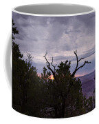 Orchestrating A Sunset At The Grand Canyon Coffee Mug