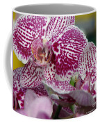 Orchid Art Coffee Mug