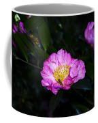 Orchid Camellia Pink - Camellia Sasanqua Coffee Mug