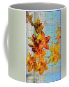 Orchid Drapes Coffee Mug