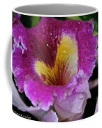 Orchid Heart And Soul Coffee Mug