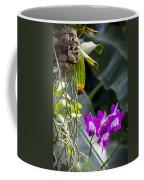 Orchid In Bloom Coffee Mug