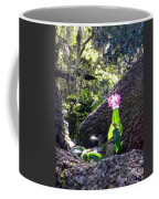 Orchid In Tree 2 Coffee Mug