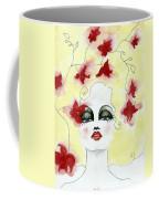 Orchid Lady Coffee Mug