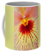 Orchid Of Color Coffee Mug