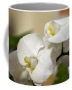 Orchid Purity Coffee Mug