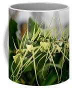 Orchid Spikes Coffee Mug