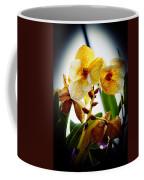 Orchid Vignette Coffee Mug