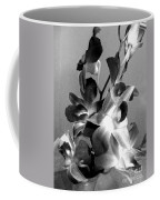 Orchids 2 Bw Coffee Mug
