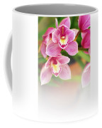 Orchids Coffee Mug by Carlos Caetano