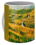 Orcia Valley Coffee Mug