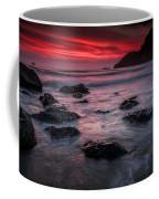 Oregon Afterglow Coffee Mug