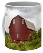Oregon Barn Coffee Mug