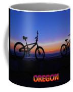 Oregon Bikes Coffee Mug