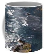 Oregon Coast And Shoreline Coffee Mug