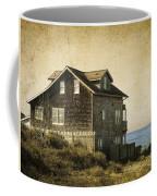 Oregon Coast Beach House Coffee Mug