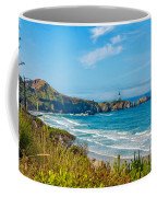 Oregon Coast Lighthouse Coffee Mug