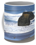 Oregon Coast Panorama Coffee Mug