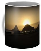 Oregon Coastal Sunset II Coffee Mug