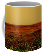 Oregon Coastline Ll Coffee Mug