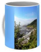 Oregon Coastline Coffee Mug