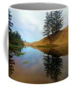 Oregon Dunes Pond Coffee Mug