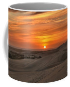 Oregon Dunes Sunset Coffee Mug