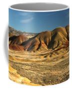 Oregon Painted Landscape Coffee Mug