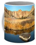 Oregon River Rock Reflections Coffee Mug