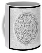 Oreo In Grey Coffee Mug