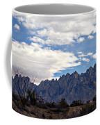 Organ Mountain Landscape Coffee Mug