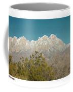 Organ Mountain Wilderness Coffee Mug