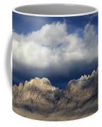 Organ Mountains New Mexico Coffee Mug