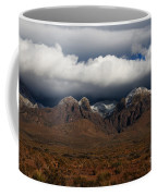 Organ Mountains New Mexico Coffee Mug