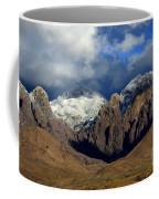 Organ Mountains Rugged Beauty Coffee Mug