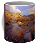 Organ Mountains Sunset Coffee Mug
