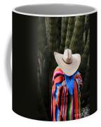 Organ Pipe Cactus The Visitor 2 Coffee Mug