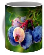 Organic Blues Coffee Mug