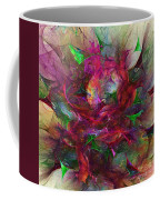 Orgy Of Colors Coffee Mug