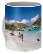 Orient Beach In St Martin Fwi Coffee Mug