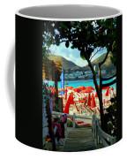 Orient Beach Peek Coffee Mug