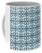 Orient Blue And White Interlude Coffee Mug