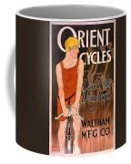 Orient Cycles 1890 Coffee Mug