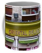 Oriental Delight Coffee Mug