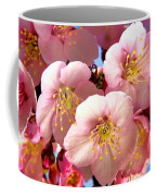 Oriental Flowers Coffee Mug