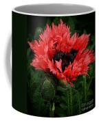 Oriental Poppy Coffee Mug